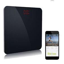 Bluetooth Body Fat Weight Scale Smart BMI Digital Bathroom Led Measure Fitbit US