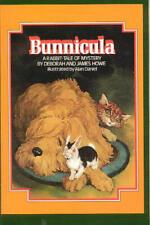 Bunnicula  A rabbit-tale of mystery  Houghton Mifflin literature