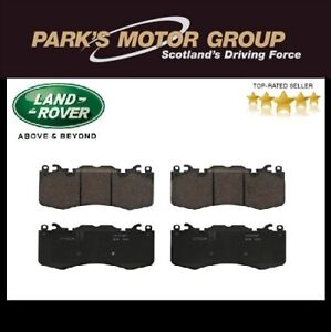 Genuine Range Rover - Discovery - Front Brake Pads Set - LR110087