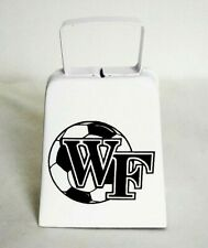 """Wake Forest Soccer Fan Tin """"Bell"""" Souvenir"""