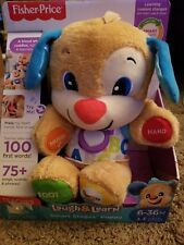 Fisher-Price Laugh and Learn Smart Stages Puppy NEW