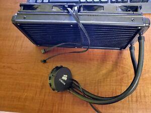 corsair h110 280mm Extreme Performance Liquid CPU Cooler AIO