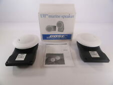 Bose 131 Marine Speakers (Pair) - Free US Shipping