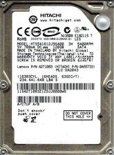 Hitachi HTS541612J9SA00 P/N: 0A55733 MLC: DA2043 120GB