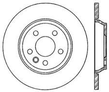 Disc Brake Rotor-Sport Slotted Brake Disc STOPTECH fits 01-03 VW EuroVan