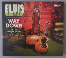 2 CD DIGIPACK    ***  ELVIS PRESLEY.  WAY DOWN IN THE JUNGLE ROOM  ***