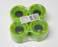 Adrenalin Cruiser Skateboard Wheels in Lime 60MM