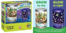 Creativity for Kids Grow 'n Glow Terrarium - Science Kit