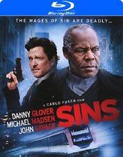 Sins Expiation (Blu-ray) region B European new Danny Glover