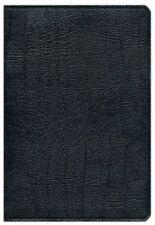NKJV Scofield Study Bible, Reader's Edition, Genuine leather,   Black