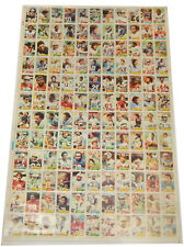 1982 Topps Football Uncut Sheet ~ Lawrence Taylor Rookie