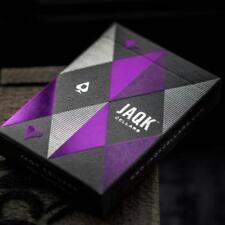 JAQK Amethyst Playing Cards 5th Edition Wine Deck California