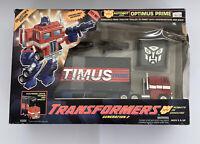 Transformers G2 Optimus Prime 1992 Autobot Leader MISB New In Box 80034 Vintage