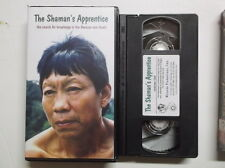 THE SHAMAN'S APPRENTICE: Search for knowledge in the Amazon rain forest VHS