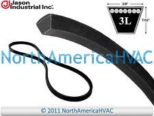 "NEW VBelt FHP V-Belt 3L 3L340 Industrial Grade 3/8"" x 34"" HVAC Lawn Mower Auto"