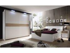 Schlafzimmer Vima Komplettset Schwebetürenschrank Doppelbett Nachtkommode 110121
