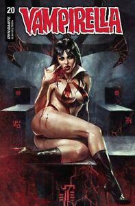 Vampirella #20 Marco Mastrazzo Variant Dynamite 2021