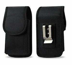 Vertical Flip Top Belt Clip Asthma Inhaler Carry Case Protective Pouch Holster