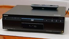 ☆ SONY BDP S5000es BD Player + Original Remote + Users Manual (Hard Copy)