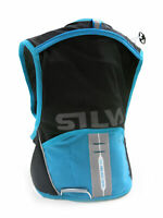 Silva Strive 5 Running Hydration Backpack, 5L Capacity, Black/Blue - XS/S