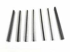 Luoxinmao 40pin 254mm Dual Row Right Angle Pcb Male Pin Header Strip 20pcs