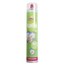 Nilco Power Fresh professionellen Einsatz Lufterfrischer 750ml Spring Bouquet Duft