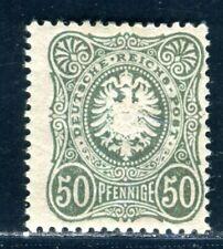 DR 1877 38a * PFENNIGE sehr schön geprüft WIEGAND BPP 2500€(Z3469