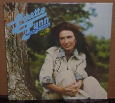 Loretta Lynn SEALED LP vinyl record Back To The Country The Pill Paper Roses cut