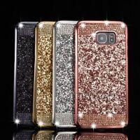 Luxury Bling Glitter Diamond Soft TPU Case Skin Cover For Samsung Galaxy Note 8