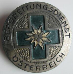Österreich Abzeichen Anstecknadel Bergrettungsdienst Österreich