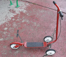 1970's Honda kick n go SENIOR red original grips tires pad wheels