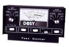 Dosy Tc-4002Sw 4,000 Watt Swr/Mod/Watt Meter with Antenna Switch Fastest Ship