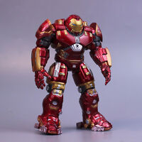 Marvel Avengers Age of Ultron IRON MAN HULK BUSTER Action Figure Toy Doll Model