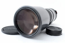 [Top MINT] Sigma TelePhoto 400mm F5.6 Multi-Coated MF Lens Canon FD From JP 175