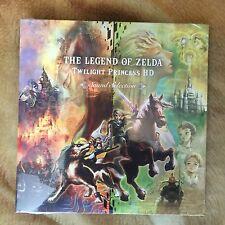 The Legend Of Zelda Twilight Princess HD Wii U Bonus GameStop Soundtrack
