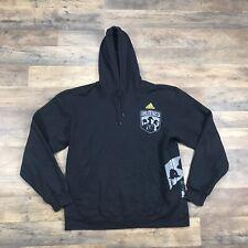 VTG COLUMBUS CREW Adidas Hoodie Sweatshirt Mens Size Large Soccer Futbol Team