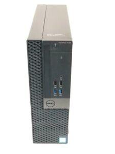 Dell OptiPlex 7040 SFF Core i7 6700 3.4 GHz  16GB RAM 256GB SSD Win 10 Pro