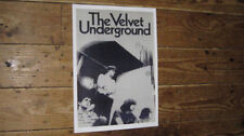 The Velvet Underground Great New Repro POSTER