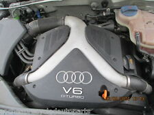 AUDI QUATTRO ALLROAD 2005 MODEL 2.7 litre V6 TWIN TURBO ENGINE WITH 126,681 KMS