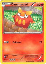 Pokémon n° 17/99 - DARUMAROND - PV80