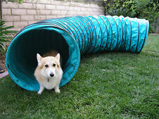 Very Durable Vinyl 10' Tunnel Dog Agility Equipment