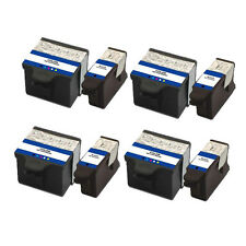 8 PK Printer Ink Cartridges fits Kodak 10B 10C ESP 3 5 7 9 3250 5210 5250