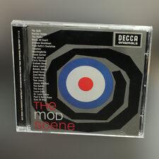 The Mod Scene - The Quik, Hispter Image, Steve Aldo, The Score - music cd album