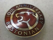 NOS Mercury Cougar 10th Anniversary Bostonian Emblem