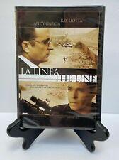 LA LINEA (THE LINE) (2008) [NEW DVD] Ray Liotta Andy Garcia Danny Trejo