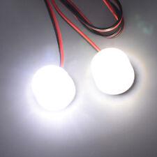 12-85V Car Truck Flashing Emergency Warning LED Strobe Lights Flasher White