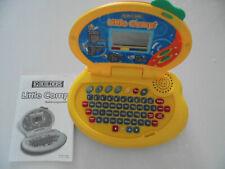 Kinderlern - und Spielcomputer mit Bedienungsanleitung