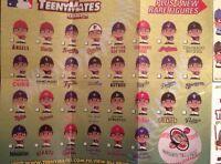 PICK UR FAVORITE TEAM FIGURE 2015 MLB BASEBALL TEENYMATES SERIES 2 PITCHERS