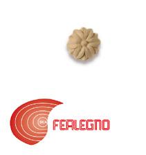 FREGIO IN PASTA DI LEGNO PER MOBILI ANTICHI 40X40MM ART.MG10887 METAL STYLE