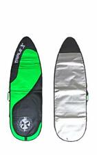 "New Triple X 7'0"" Heavy Duty Shortboard/Fishboard Surfboard Bag/Green"